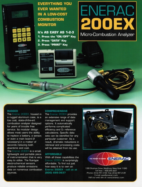 enerac 200ex micro-combustion analyzer 1